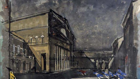 La Certosa di Parma: Stendhal interpretato da Carlo Mattioli