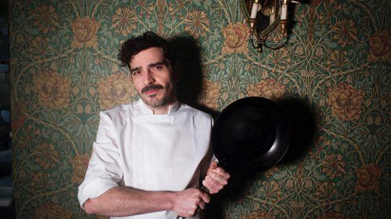 Intervista a Joao Jay Monteiro per vivere il percorso gustativo de lo Chef cosmopolita