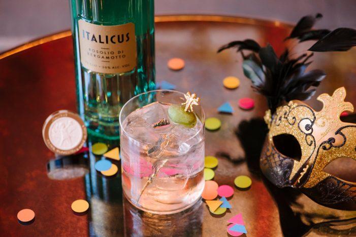 Italicus: Rugantino si trasforma in un cocktail di Carnevale