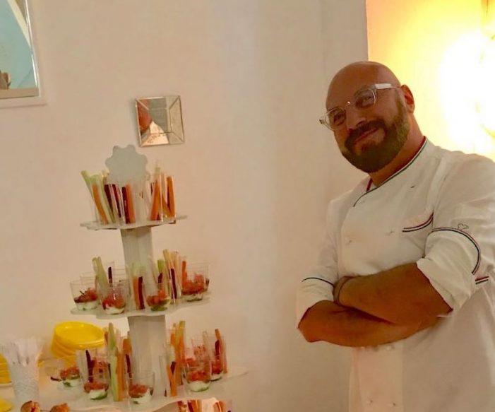 Tutti a tavola! Due chiacchiere con il Personal Chef VittorioSpitaleri