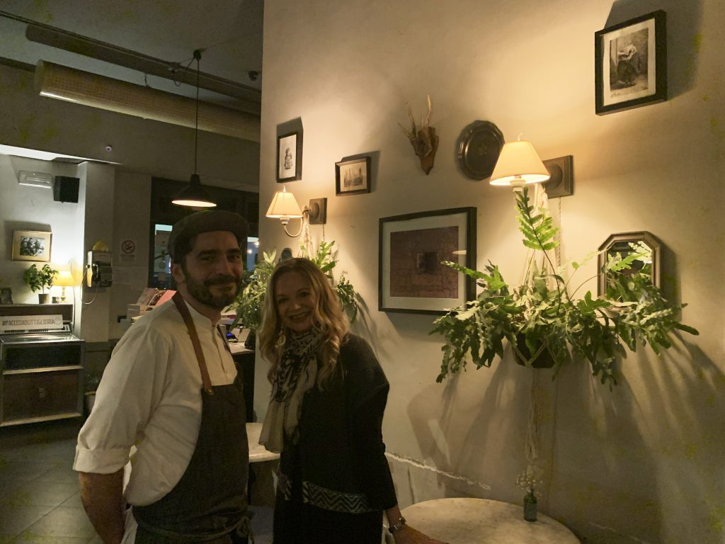 Fabiola Cinque intervista Joao Monteiro
