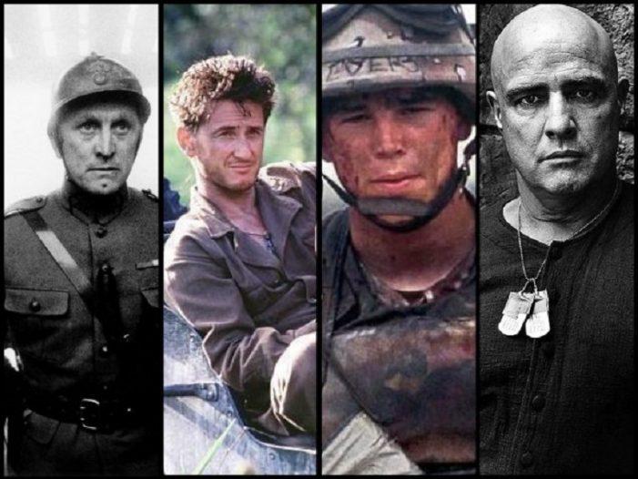 I migliori film di guerra della storia del cinema