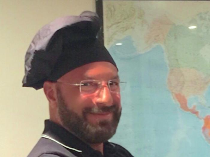 6 domande al Personal Chef: incontro con Vittorio Spitaleri
