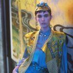 La collezione Moda Hui accomuna la Cultura cinese e l'eleganza sartoriale italiana