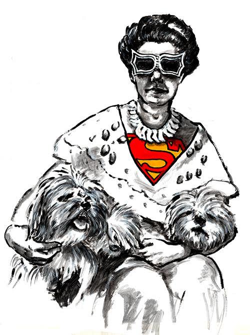 superwomen mann