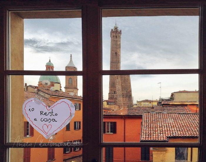 Foto racconto: Bologna in quarantena