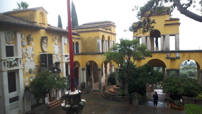 Gabriele D'Annunzio: il Vittoriale… non più solo virtuale
