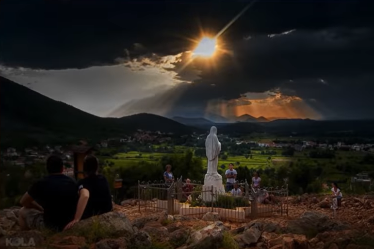 madonna medjugorie profezie
