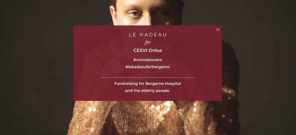 donazioni benefiche gioiello lekadeau