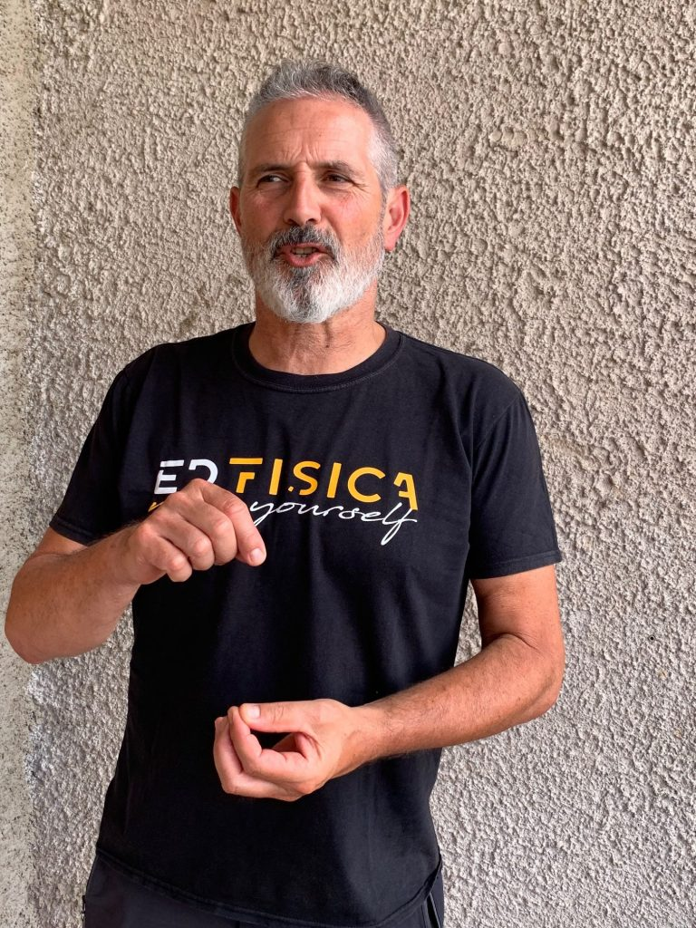 Guido Degasperi Educazione Fisica 6