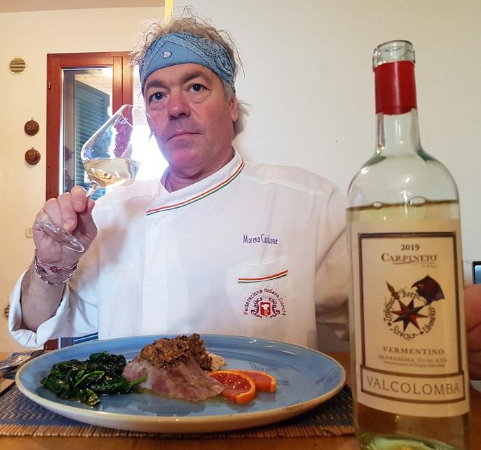 Chef Moreno Cardone
