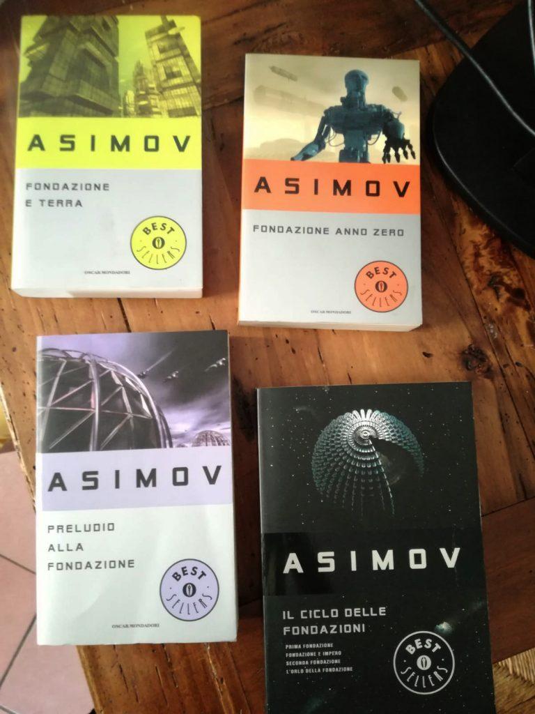 Isaac Asimov MyWhere