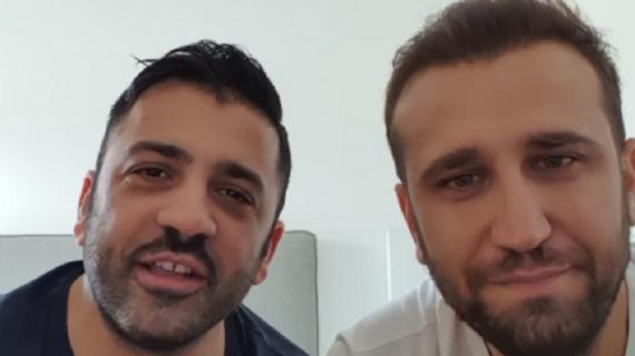 Pio e Amedeo e Birra Peroni lanciano l'Aperitivo Social per aiutare i poveri