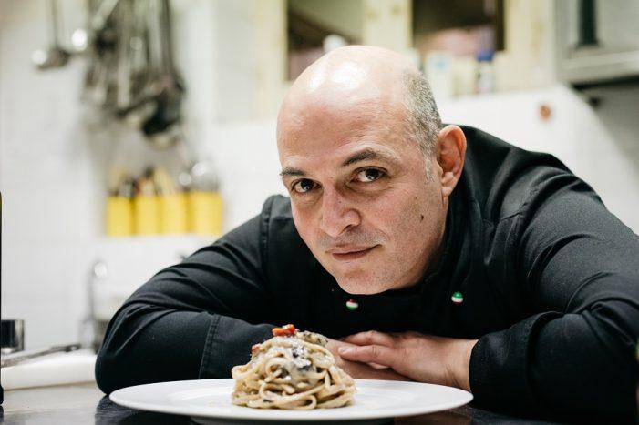 Vitigni autoctoni e agricoltura biologica: in viaggio con Chef Filippo Cogliandro