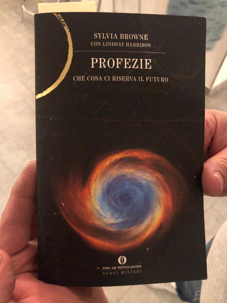 sylvia browne profezie