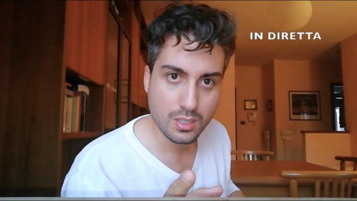 Quarantena da paura on air: Stefano Bianco trasforma il Covid-19 in un horror