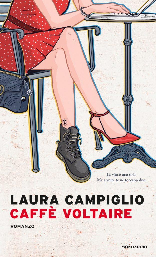 Caffè Voltaire di Laura Campiglio, intervista all'autrice