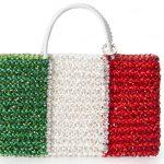 ANTEPRIMA _ Wirebag BANDIERA tricolore ITALY