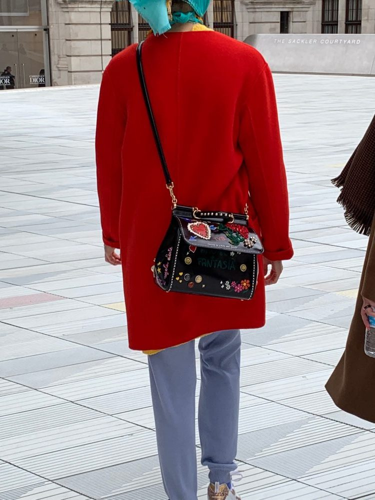 la rosa nella moda foto Mywhere