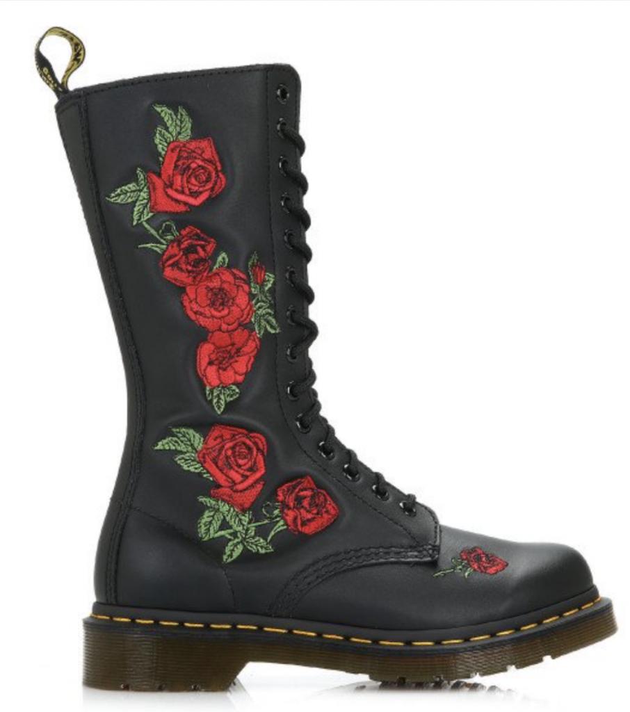 La Rosa nella moda
