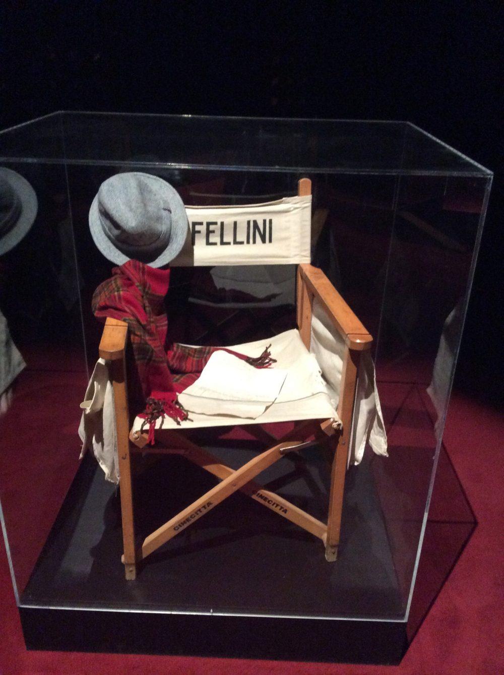 Federico Fellini Cinecittà Foto Mywhere