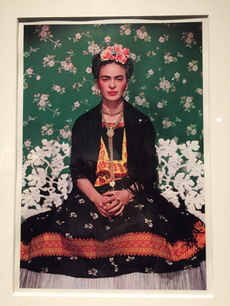 La Rosa nell'arte FRIDA KHALO foto di Fabiola Cinque
