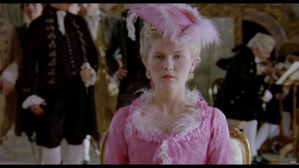 Marie Antoinette nel nome della rosa