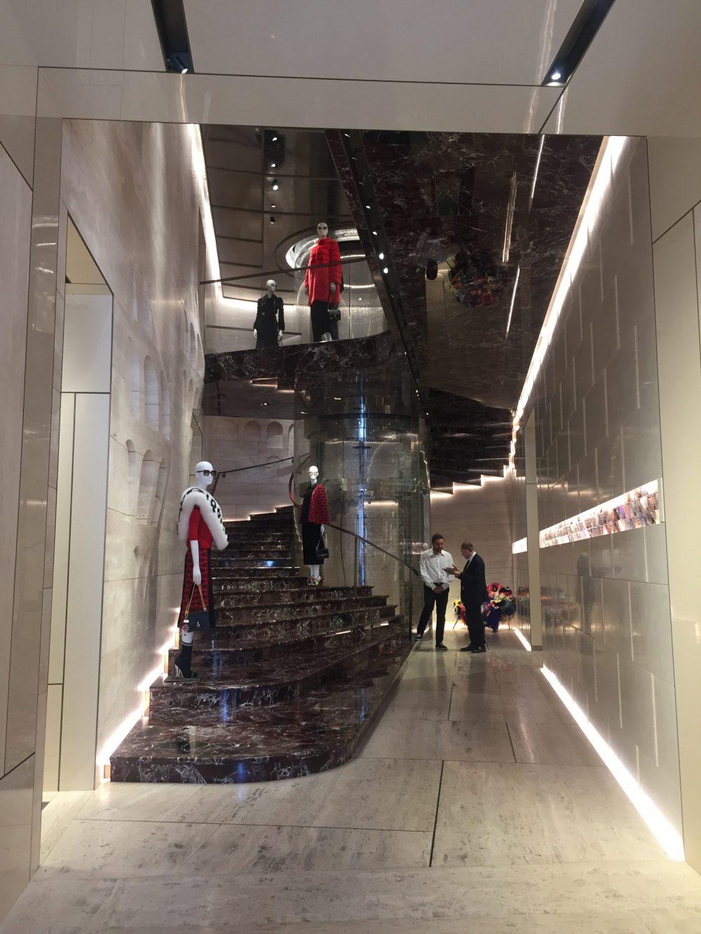 palazzo Fendi shopping Foto Mywhere