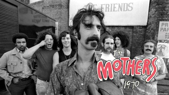 The Mothers 1970. Una nuova collezione da 70 brani tributa l'eterno Frank Zappa