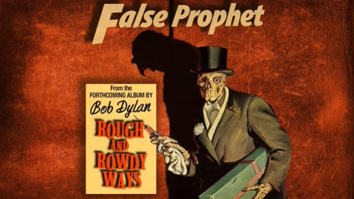 il nuovo album di Bob Dylan