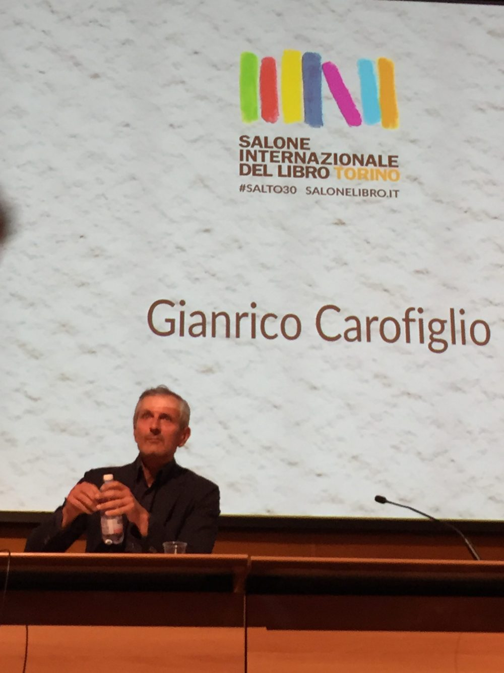 Gianrico Carofiglio