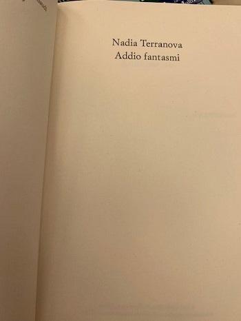 Come una storia d'amore Nadia Terranova
