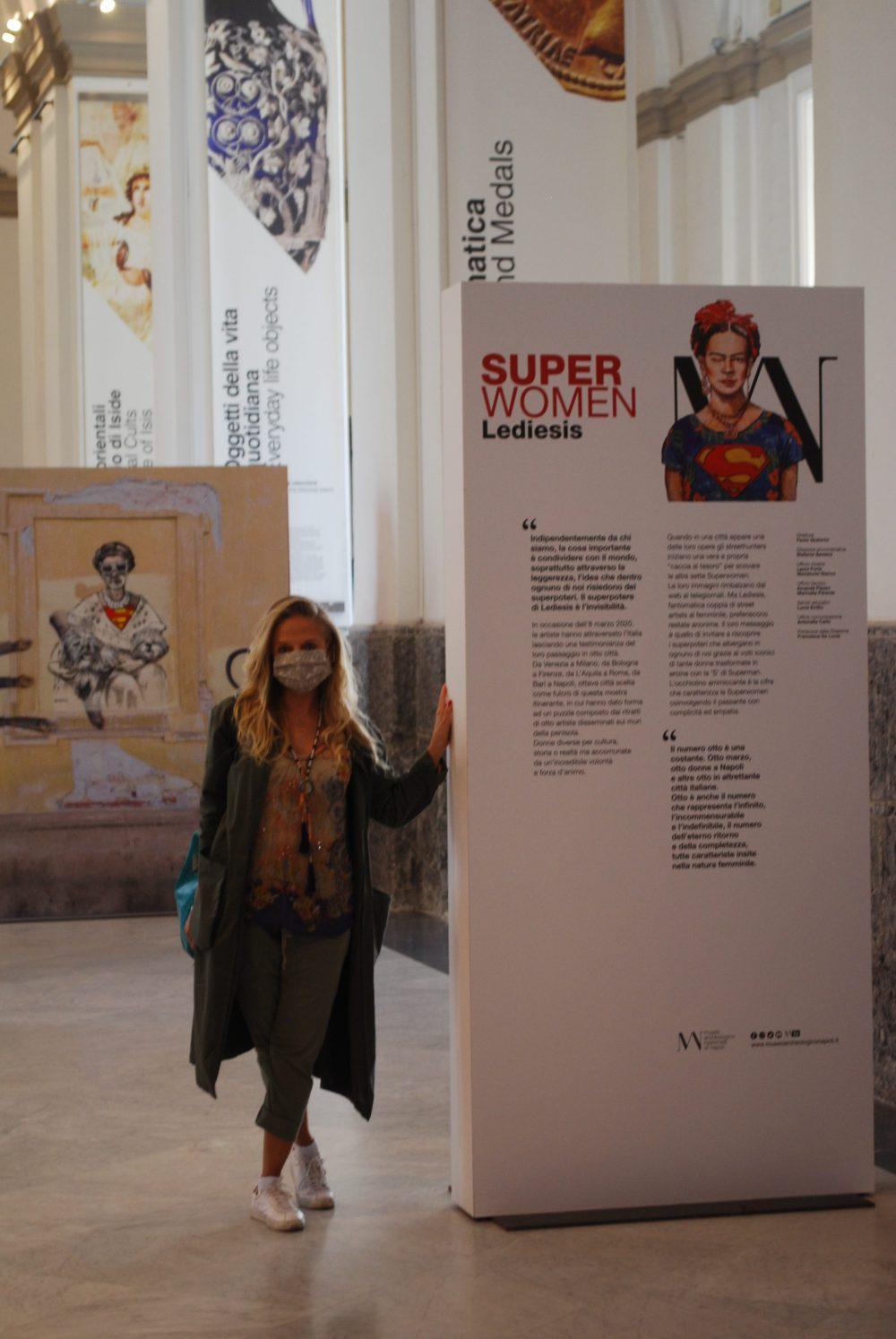 Superwomen al MANN Foto Mywhere