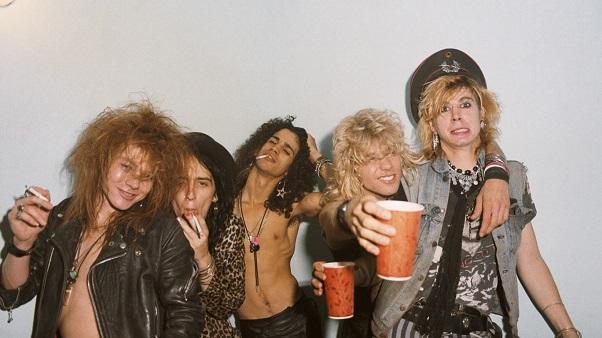 Le migliori rock band di sempre: