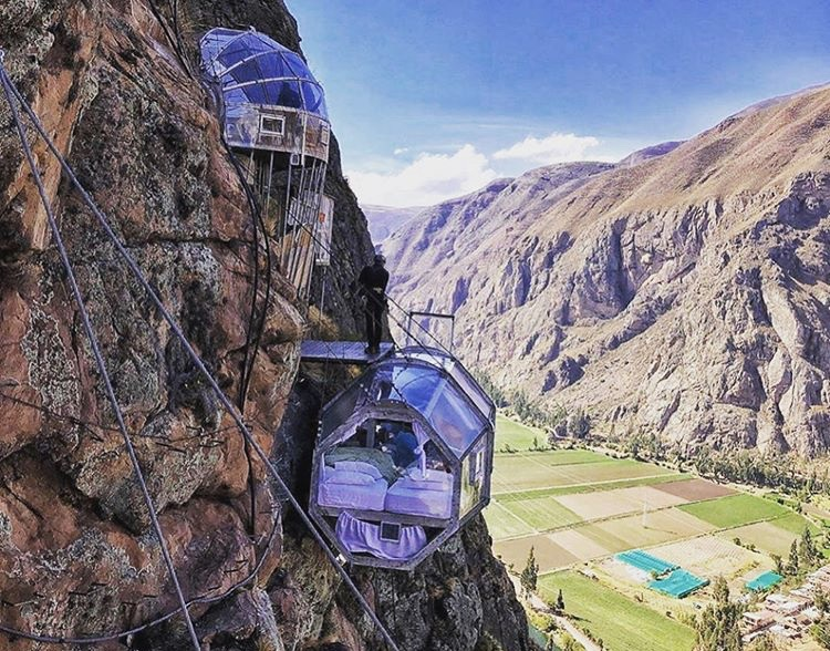Skylodge Adventure Suites mywhere