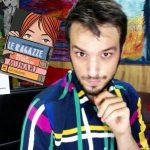 """Intervista al BookTuber Matteo Fumagalli: """"Se un libro non ti è piaciuto, sii pure crudele!"""""""