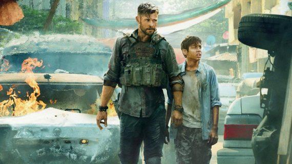 Tyler Rake: Recensione dell'action Netflix con Chris Hemsworth