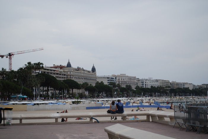 Croisette Cannes. Foto MyWhere