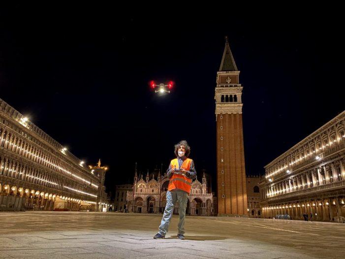 Luca Bracali: scoperta di un'Italia inedita sorvolata in drone durante il lockdown