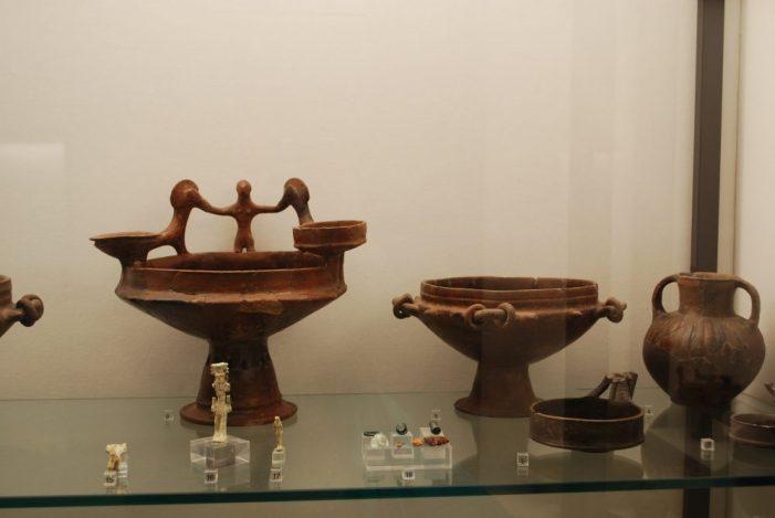 Gli Etruschi al MANN: 600 reperti inediti raccontano il loro dominio in Campania e non solo