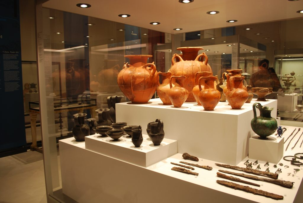 Gli Etruschi al MANN Foto Mywhere
