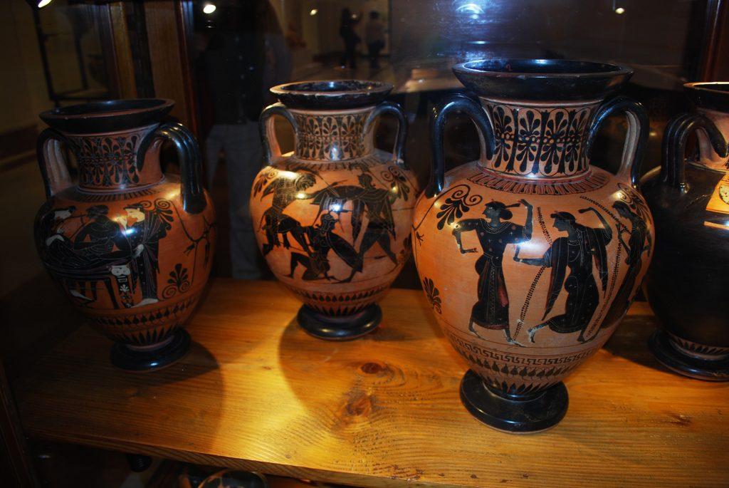 Gli Etruschi e il MANN Foto MyWhere