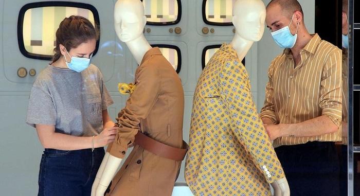 moda nel tempo dei virus