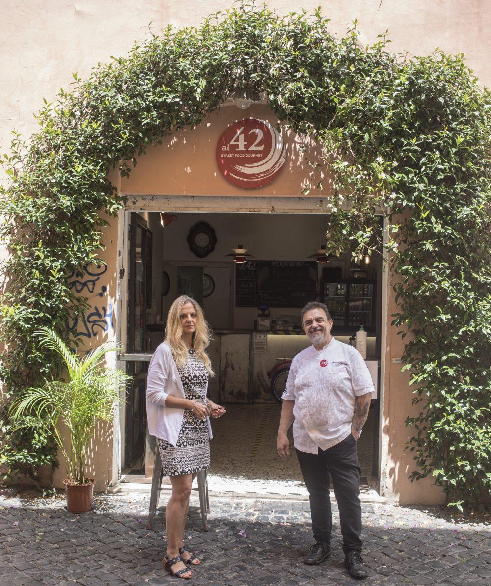 Carbonara Chef Poddesu AL42 Foto Marco Serri