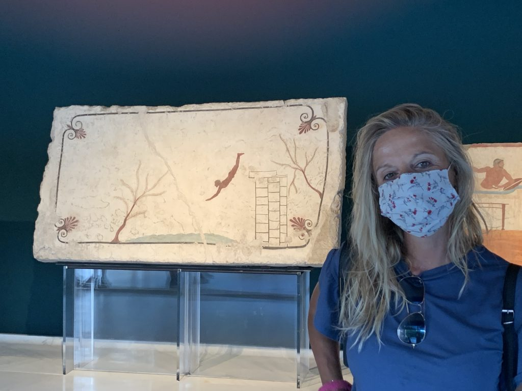 Tuffo nel MUSEO di Paestum