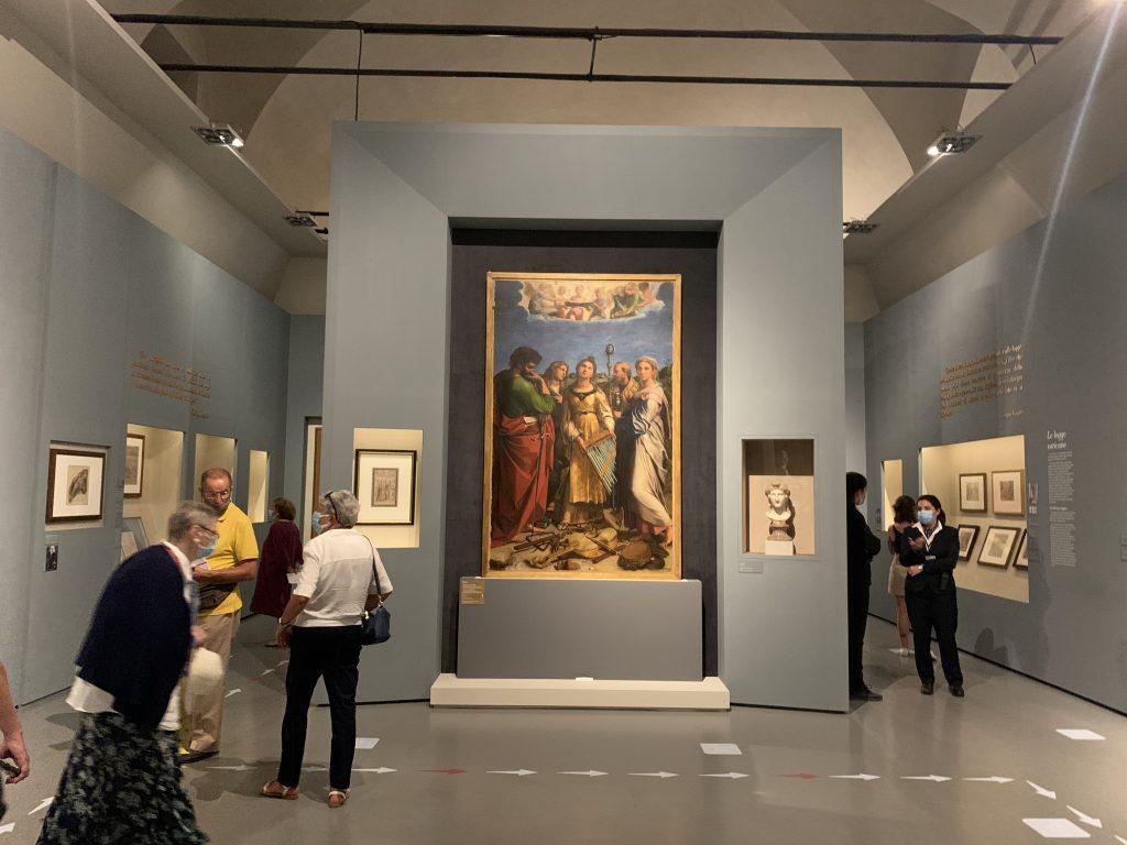 Mostra di Raffaello a Roma Foto MyWhere