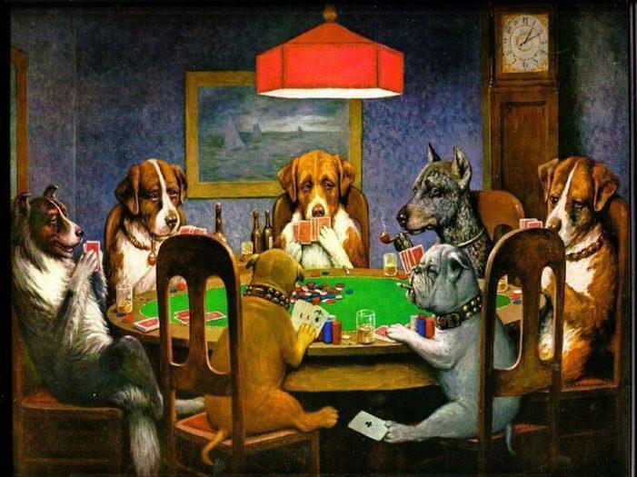 8 curiosità sul Poker: miti, leggende, arte e… credenze popolari