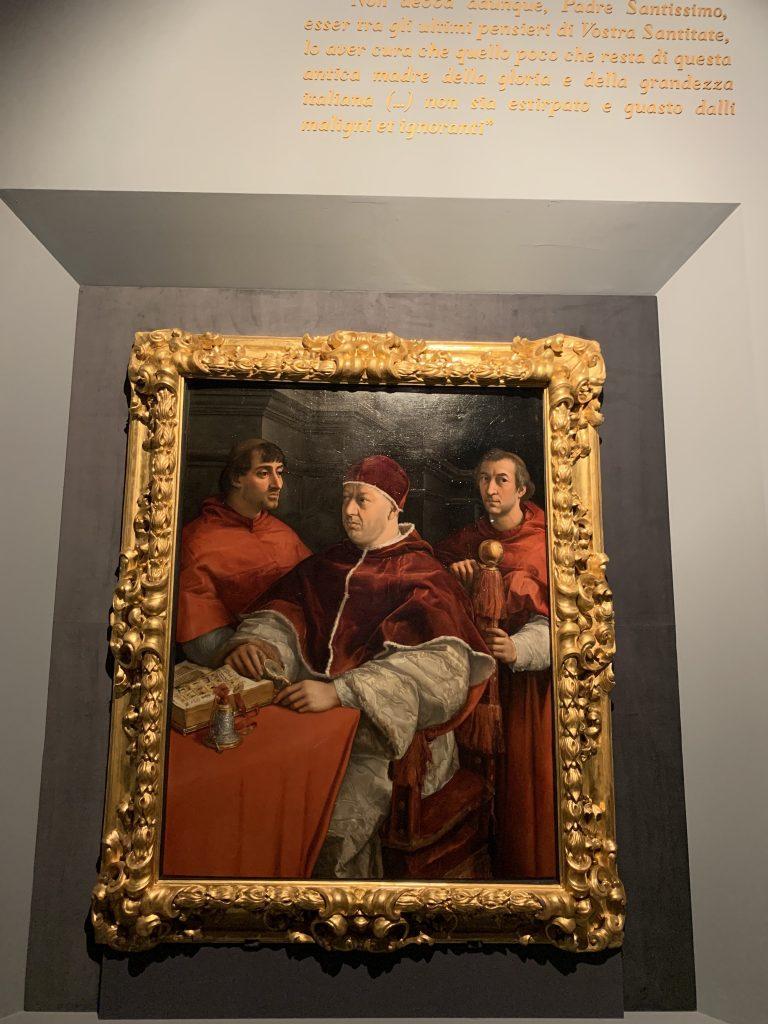 mostra Raffaello a Roma Foto Mywhere