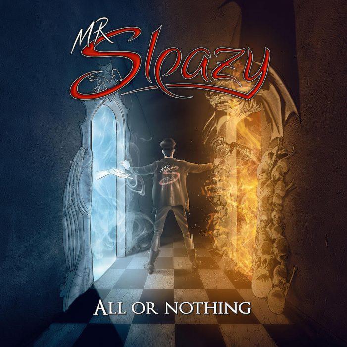 Mr Sleazy, una band dalla sana e distruttiva attitudine rock