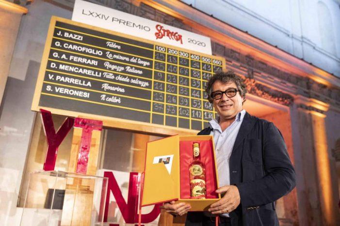 Premio Strega 2020, Il Colibrì di Sandro Veronesi è il libro dell'anno